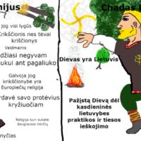 DIEVAS YRA LIETUVIS