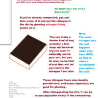 Guide to Growing food 2
